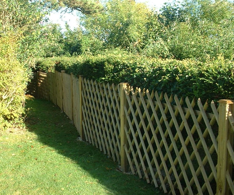 Jaktop Fence Panels